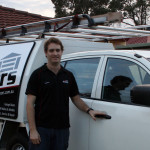 Image of Andrew the owner of A1 Doors, for all your Garage Door Repairs Perth