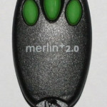 Merlin +2.0 Garage Door Remote
